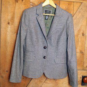 J Crew Womens Schoolboy Wool blazer jacket 8